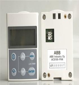 ABB变频器面板 ACS100-PAN
