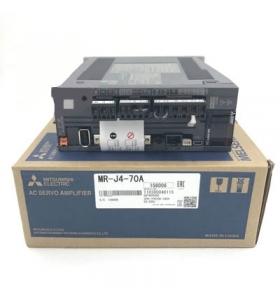 三菱伺服电机驱动器套装HG-KP43J+MR-J4-40A 100A 70A 23/10/73J