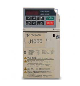 日本安川变频器J1000系列CIMR-JB4A0002BBA 0.4KW/380V现货