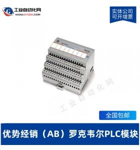AB罗克韦尔PLC-Allen-Bradley全系列PLC模块