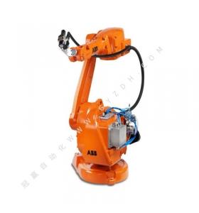 ABB工业机器人IRB6660-100/3.3负载100kg臂展3.35m
