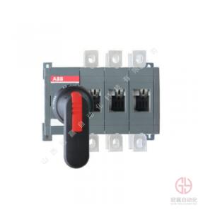 OTM32F4C11D380C 4P 32A_ABB双电源自动转换开关