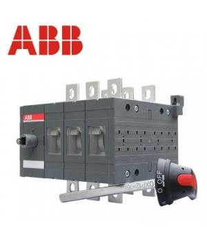 ABB双电源OTM_C_D(自动式)PC级双电源转换开关