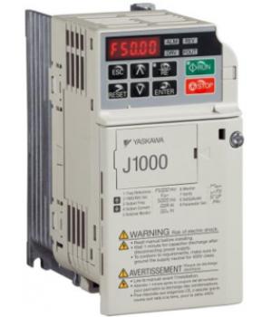全新原装安川变频器CIMR- JB4A0004BBA 0.75kw J1000 三相380V