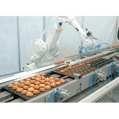 ABB工业机器人助力食品饮料行业大变革